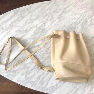 Coach Bixby sling beige bucketbag 9984